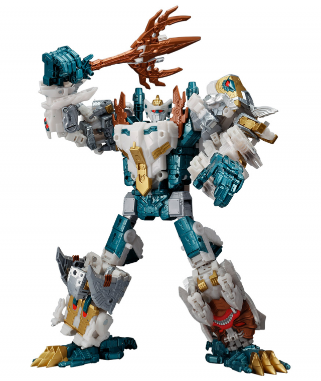 Transformers Generations Selects God Neptune Set of 5 | Takara Tomy Mall Exclusive
