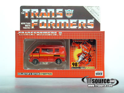 Collectors Edition - Reissue 98 Ironhide