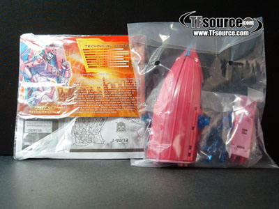 Botcon 2009 - Elita One - MISB