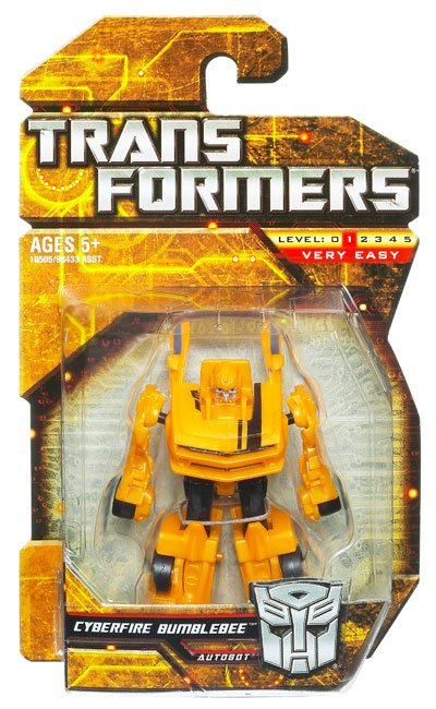 Transformers 2010 - Legends Series 01 - Bumblebee