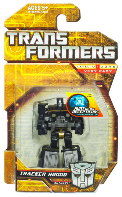 Transformers 2010 - Legends Series 01 - Hound