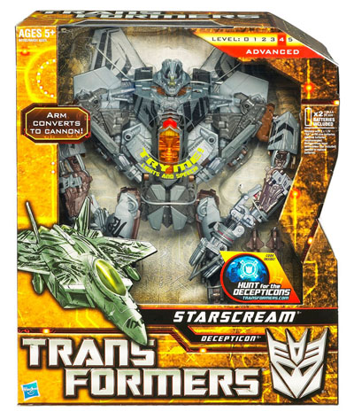 Transformers 2010 - Leader Series 01 - Starscream