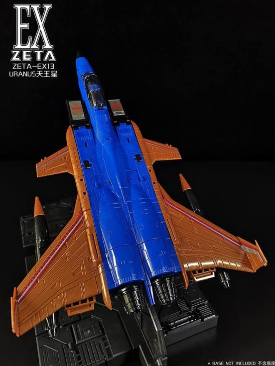 IN STOCK Transformers Zeta Toys EX-13 Dirge URANUS Action Figure