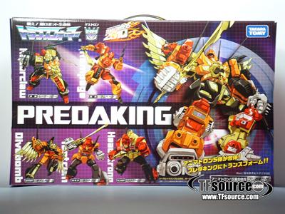 Reissue - 2010 Predaking - Boxed Set