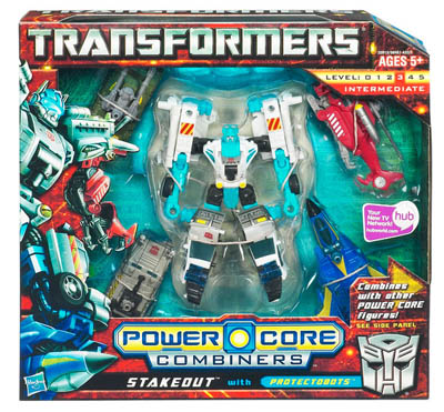 Transformers 2010 - Combiner Series 3 - Protectobots