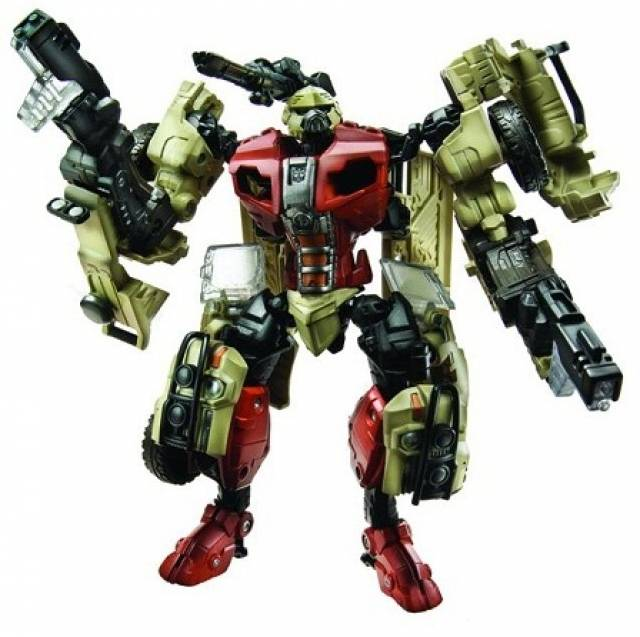 Transformers 2011 - Deluxe Series 01 - Fallback