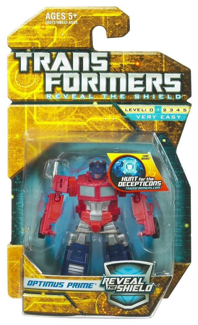 Transformers 2011 - Legends Series 01 Optimus Prime