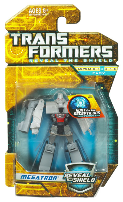 Transformers 2011 - Legends Series 01 - Megatron