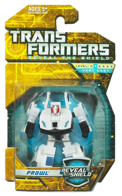 Transformers 2011 - Legends Series 02 - Prowl