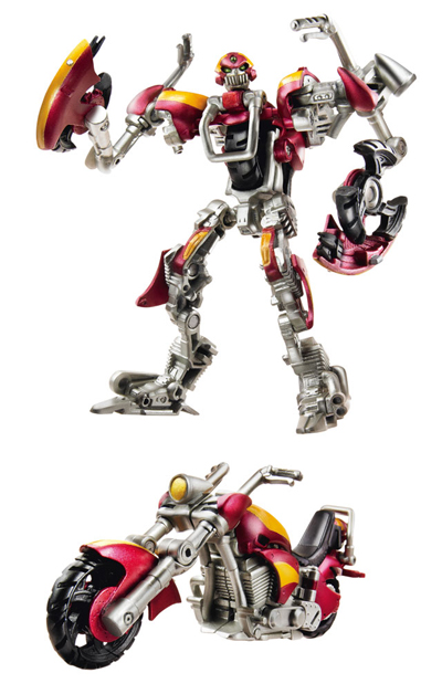 Transformers 2011 - Scout Series 1 - Chopsaw
