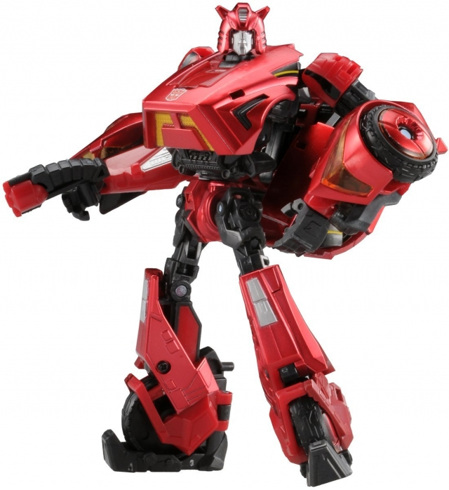 Transformers United - UN-03 Cliffjumper Cybertron Mode