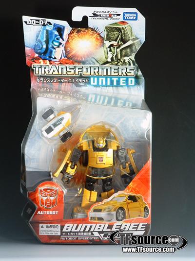 Transformers United - UN-07 Bumblebee