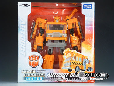 Transformers United - UN-11 Grapple