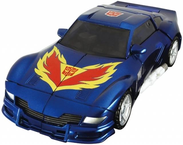 Transformers United - UN-13 Autobot Tracks