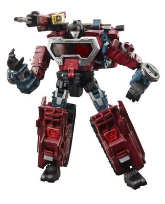 Transformers 2011 - Deluxe Series 02 - Perceptor