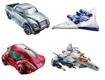 Transformers 2011 - Generations Series 02 - Set of 4