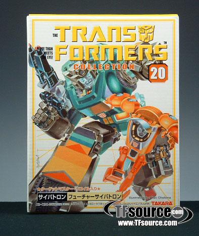 Reissue - Transformers Collection - TFC #20 Kup & Wheelie Set -MIB