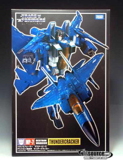 MP-07 Masterpiece Thundercracker