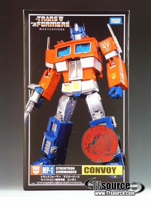 MP-1L Masterpiece Convoy - Final Edition