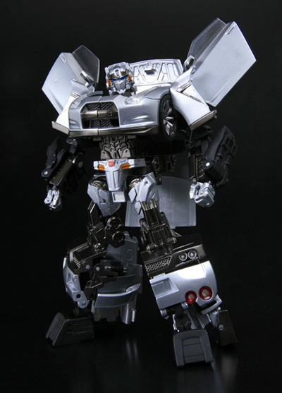 Alternity - Nissan GT-R - Convoy - Ultimate Silver Version