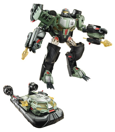 Transformers 2011 - Voyager Series 2 - Deep Dive