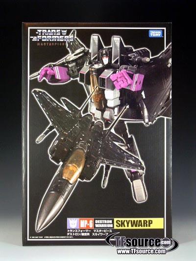 MP-06 Masterpiece Skywarp