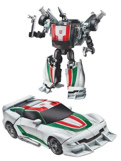 Transformers 2011 - Generations Series 03 - Wheeljack
