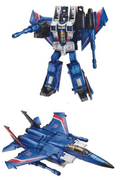 Transformers 2011 - Generations Series 03 - Thundercracker