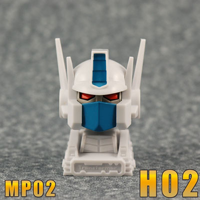 H02 - iGear - Animated Head for MP-02