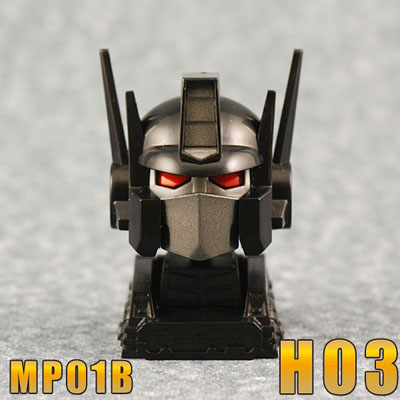 H03 - iGear - Animated Head for MP-01B
