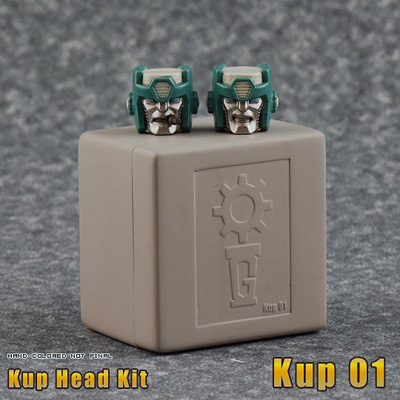 iGear - Kup 01 - Custom Head Kit Set