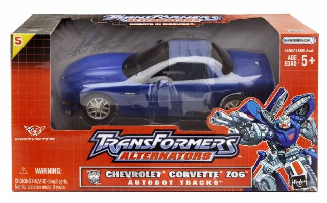 Alternators - Autobot Tracks - MISB