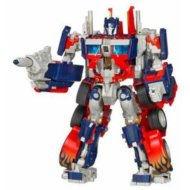 Transformers the Movie  -  Leader Class - Optimus Prime - MIB - 100% Complete