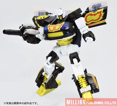 Transformers Generations - 2011 Million Publishing Exclusive - Stepper