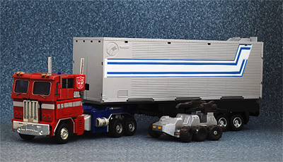 Masterpiece Optimus Prime Trailer - for MP-01 MP-1L