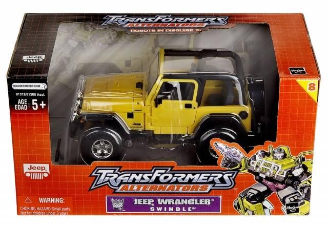 Alternators - Swindle - Jeep Wrangler - MIB - 100% Complete
