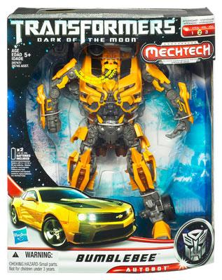DOTM - Mechtech Leader Class - Series 01 - Bumblebee