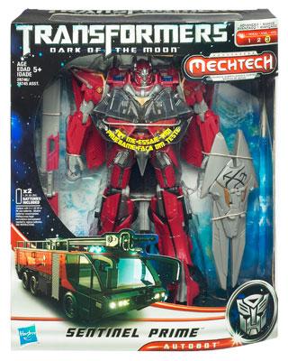 DOTM - Mechtech Leader Class - Series 01 - Sentinel Prime