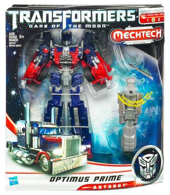 DOTM - Mechtech Voyager Class - Optimus Prime - MIB