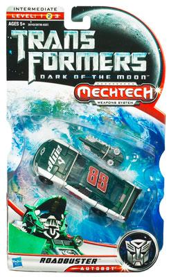 DOTM - Mechtech Deluxe Class - Roadbuster - MOSC