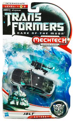 DOTM - Mechtech Deluxe Class - Jolt - MOC