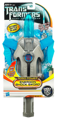 DOTM - Roleplay - Energon Shock Sword