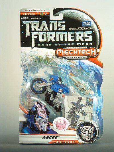 DOTM - Transformers - DA-11 Arcee Chromia