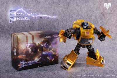 United Bumblebee - Growing Pains - Custom Kit