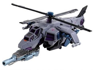 DOTM - Transformers - DD-06 Vortex - Japanese Exclusive