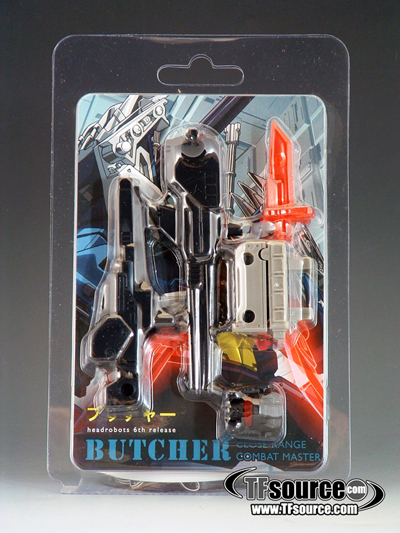 Headrobots - Butcher - Upgrade Kit