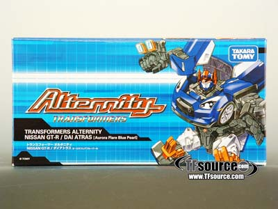 Alternity A-01 - Nissan GT-R - Dai Atlas - Asia Exclusive Version