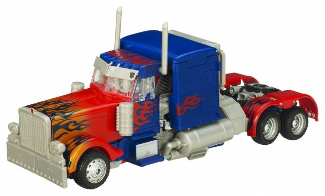 ROTF - Leader Class Optimus Prime - Loose - 100% Complete