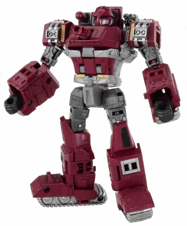 Transformers United - UN-24 Warpath