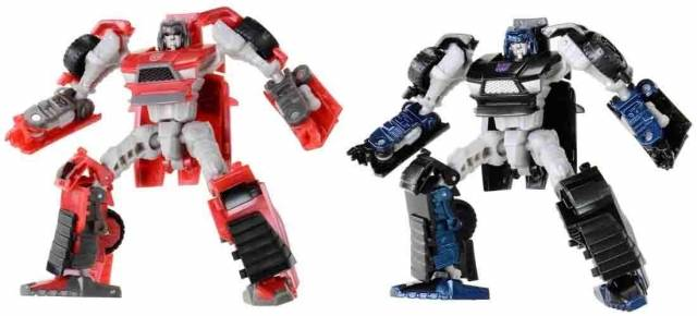 Transformers United - UN-27 Windcharger & Decepticon Wipeout Set